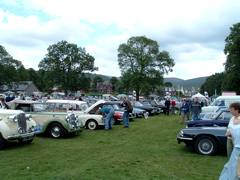 3-Vintage Car Rally scotland